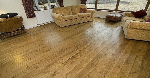Lắp đặt sàn gỗ Robina cho không gian sống tuyệt vời