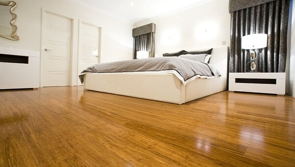 Sàn gỗ bóng đẹp từ Robina