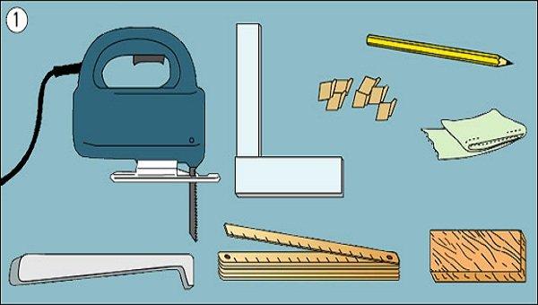 Chuẩn bị lắp sàn gỗ công nghiệp