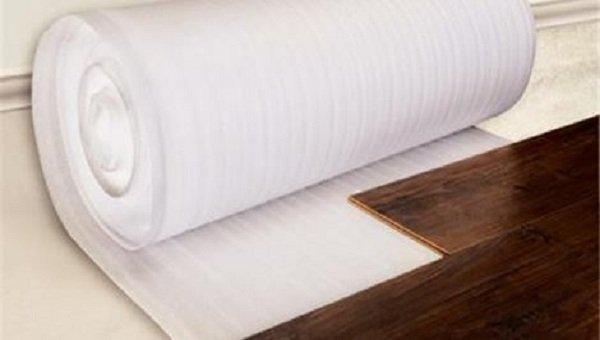 Miếng xốp lót sàn gỗ công nghiệp