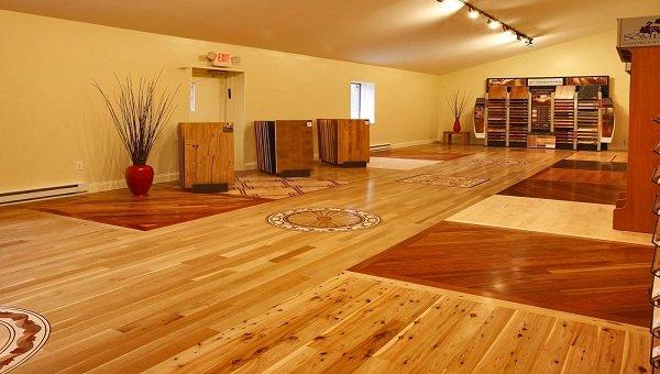 Sàn gỗ cao cấp, bền bỉ